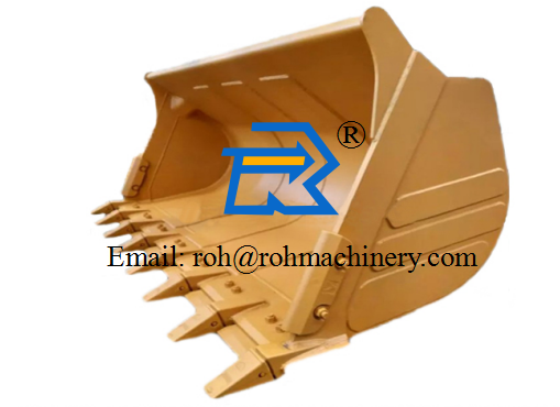 XCMG Spare Parts Wheel Loader ZL50G Bucket 253000538