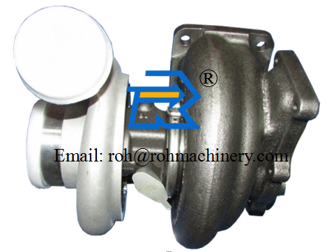 Diesel Engine Parts D38-000-720+A Turbocharger (500F Country II) XCMG Wheel Loader Spare Parts 860119546