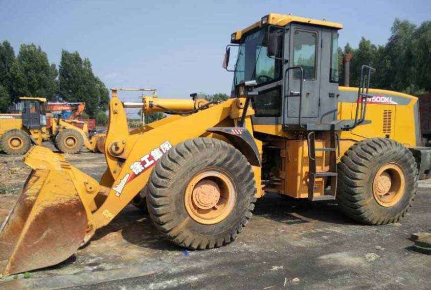 XCMG 800K Wheel Loader Gearbox Maintenance Process, ZF 4wg-310 Brush Procedures